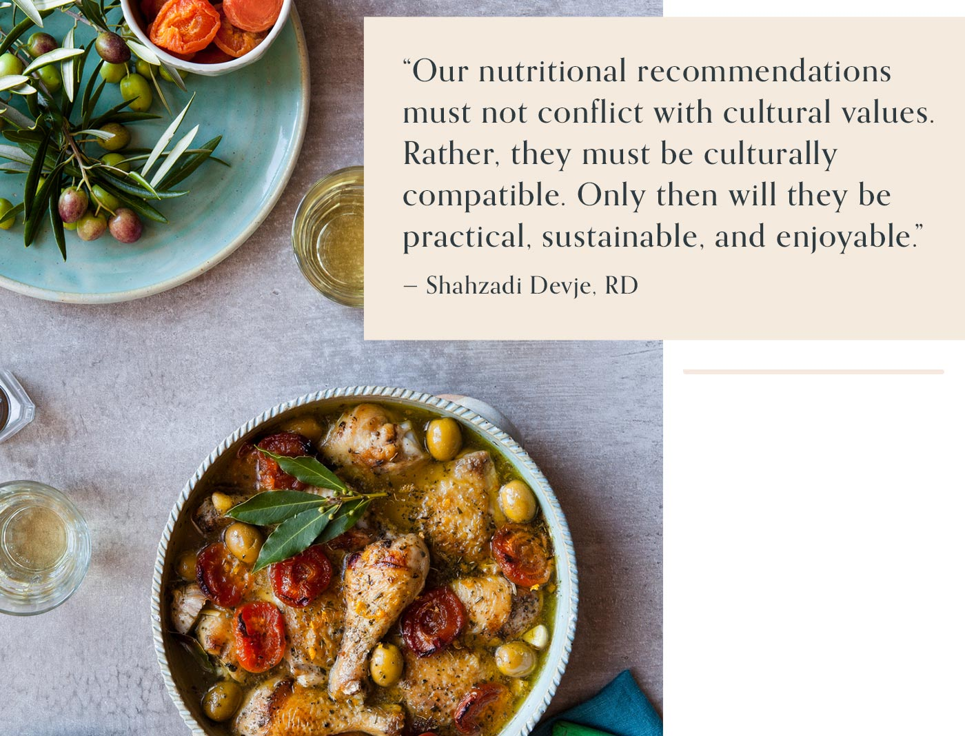 the problem with the mediterranean diet quote