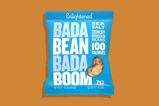 Enlightened Bada Bean Bada Boom Crunchy Broad Beans