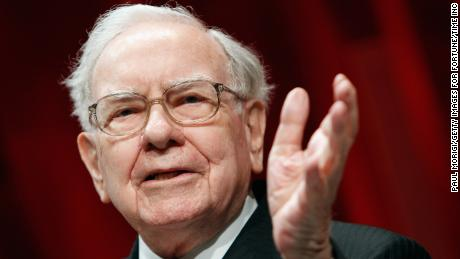 Warren Buffett's Berkshire Hathaway makes big bets on drug stocks