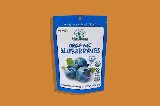 Natierra Nature's Organic Freeze-Dried Blueberries