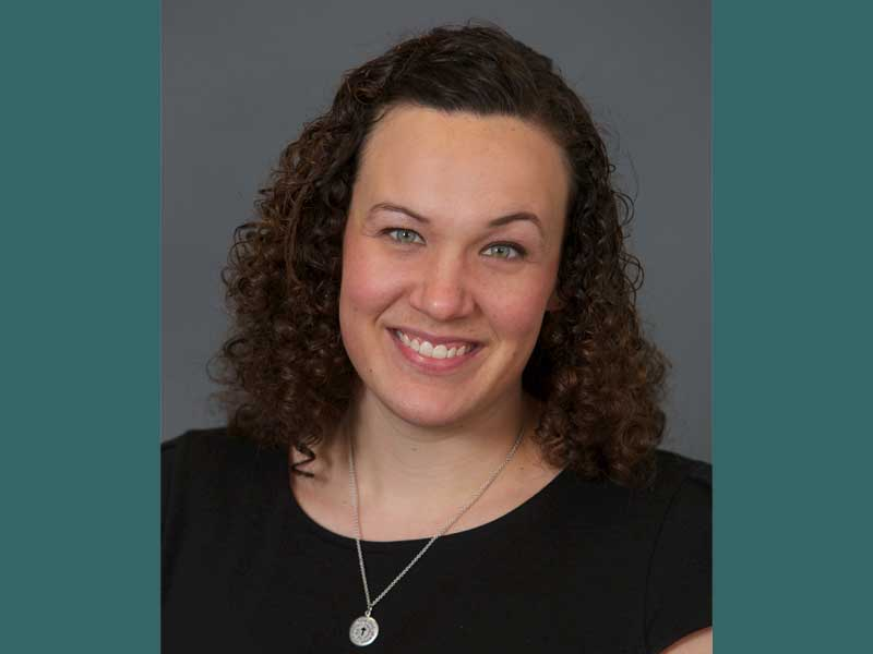 Kristin Miller wins Early Career Award