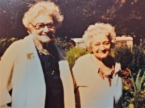 Gabrielle Kaufmann Koppell, sister, Elsa