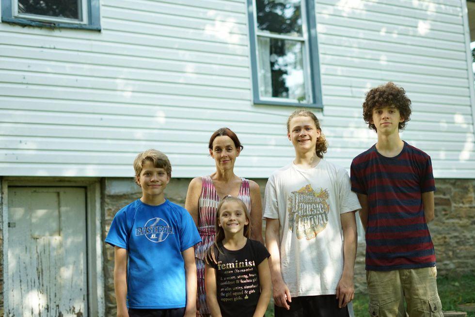 Pennsylvania fracking family