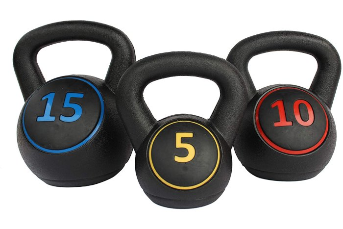 aokung Kettle Bell Set