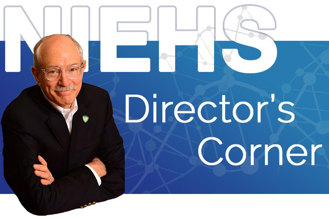 Rick Woychik, Ph.D., NIEHS Director's Corner