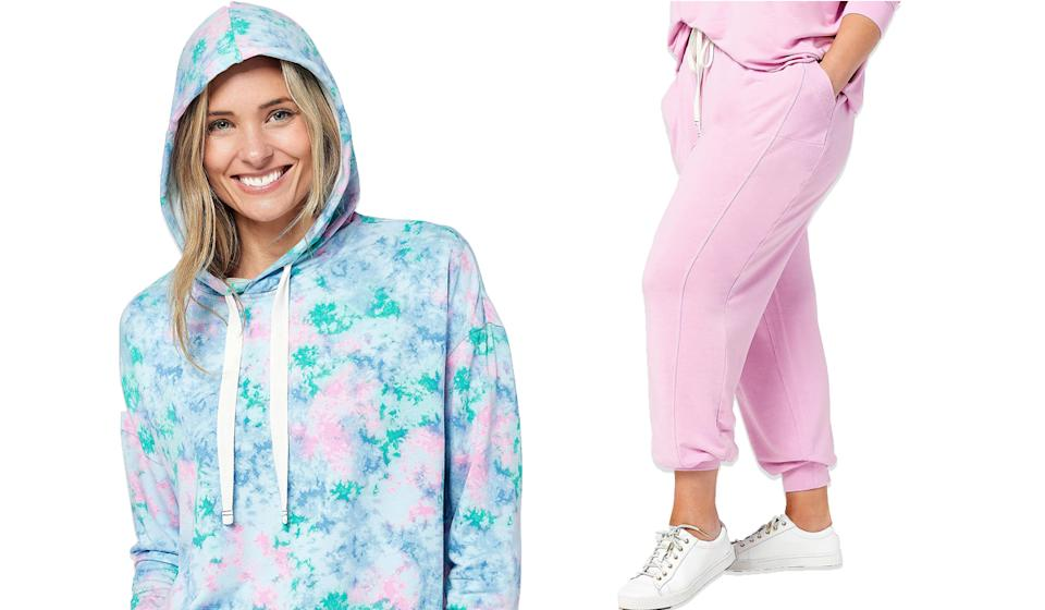 Cute, comfy and curated by CCB. (Photo: QVC)