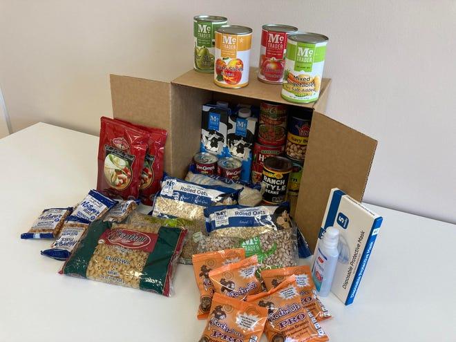 General Wellness Food Box