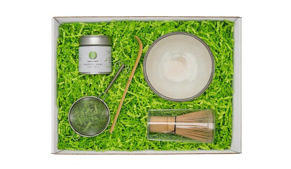 A calming way to start your day. (Photo: matcha.com)