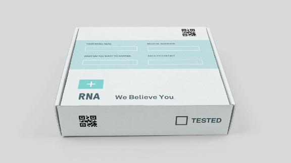 The Margo Kit is a redesigned kit to collect DNA after a sexual assault.