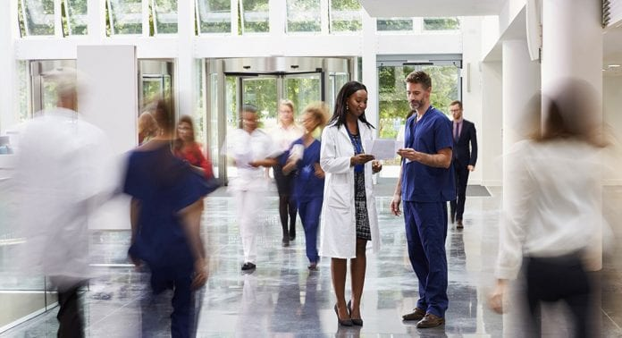 Improving healthcare facilities with Location-Based Services